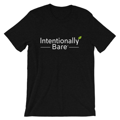 Short-Sleeve Unisex T-Shirt - Intentionally Bare
