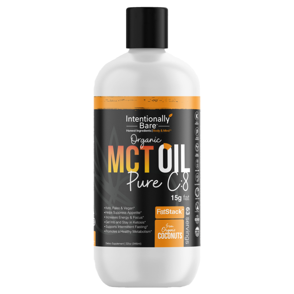 MCT Oil – 32 oz Bottle