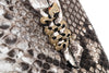Hand Selected Large Scale Python with Gold Snake Accessories