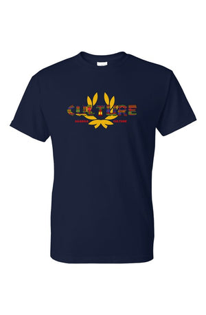 Culture Tee_NavyRed