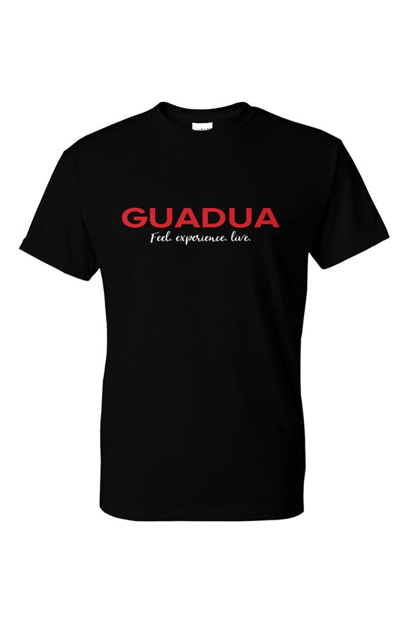 guadua black signature tee
