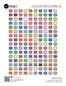 Color Charts and How To Use Them
