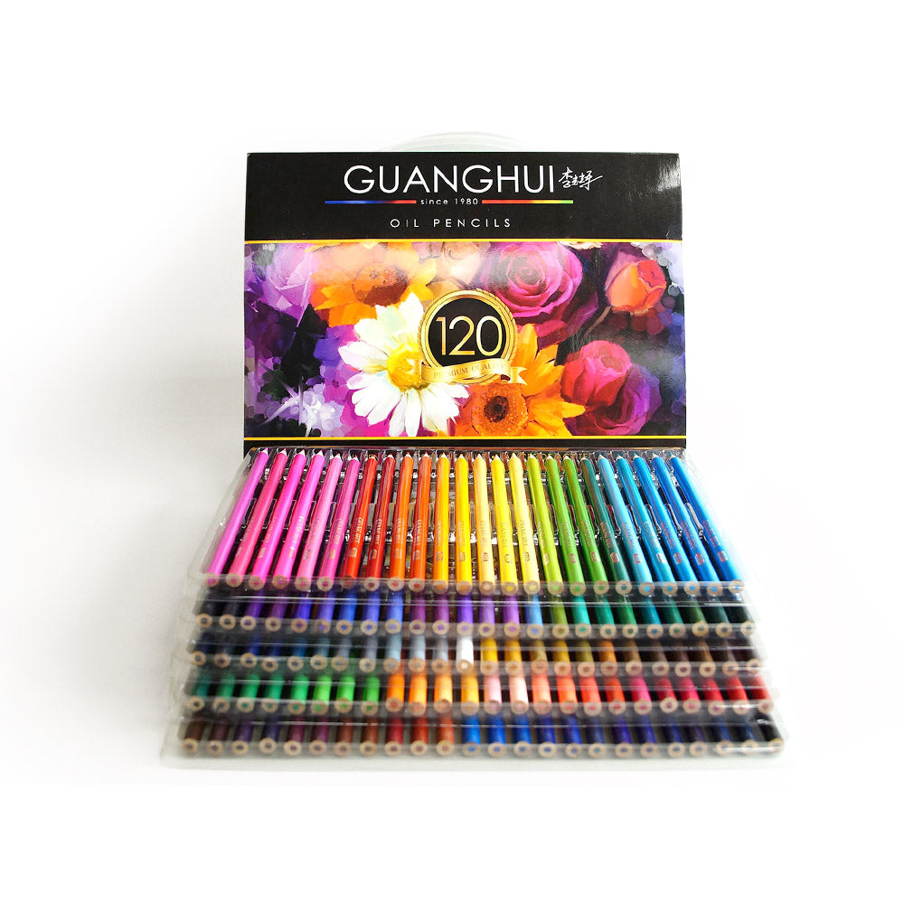 Hero 120 Colored Pencils for Adults - Coloring Pencils Sets For ...