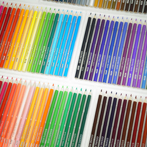 Hero 120 Colored Pencils for Adults - Coloring Pencils Sets For Coloring Books Sketch Pads