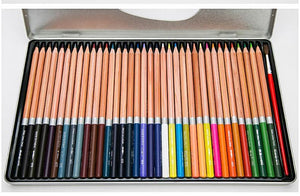 Hero 36 Watercolor Round Pencils - For Art Students