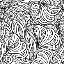 Coloring Book: Patterns 1
