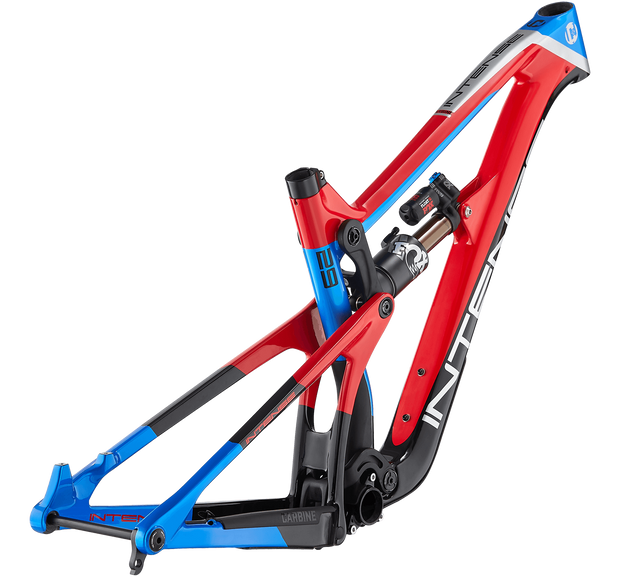 CARBINE FACTORY FRAME AND SHOCK 2020
