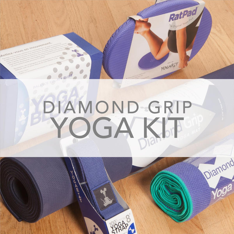 Diamond Grip Yoga Kit
