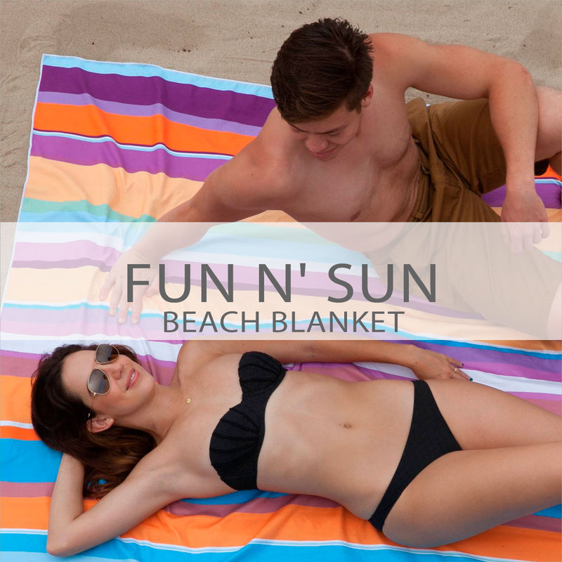 Fun n' Sun Beach Blanket