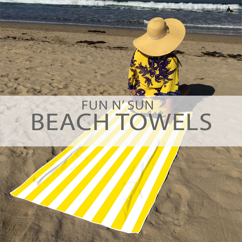 Fun n' Sun Beach Towel