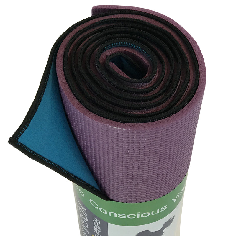 RatMat &  Gummy Grip Yoga Towel Bundle