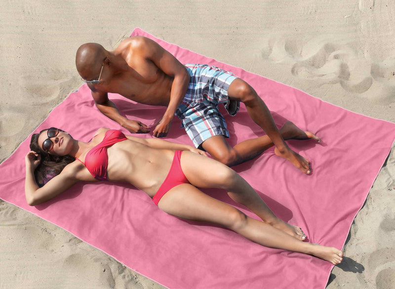 Solid Beach Blanket