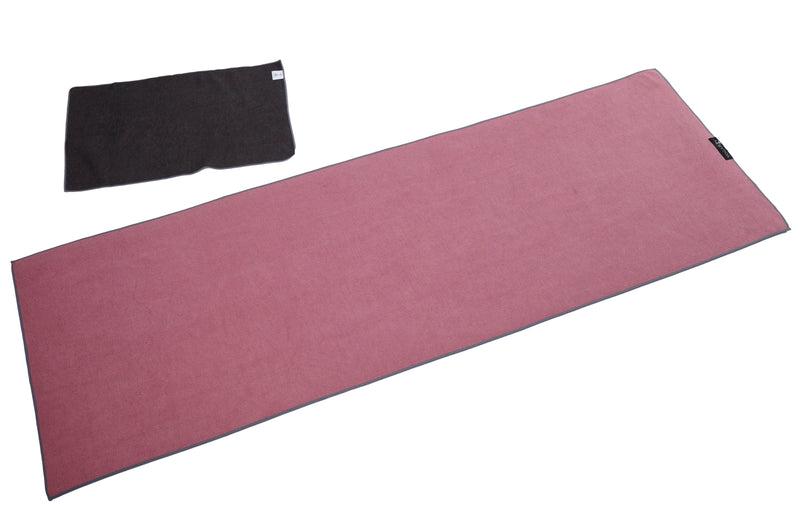 ColorTrue Yoga Towel & Hand Towel Set