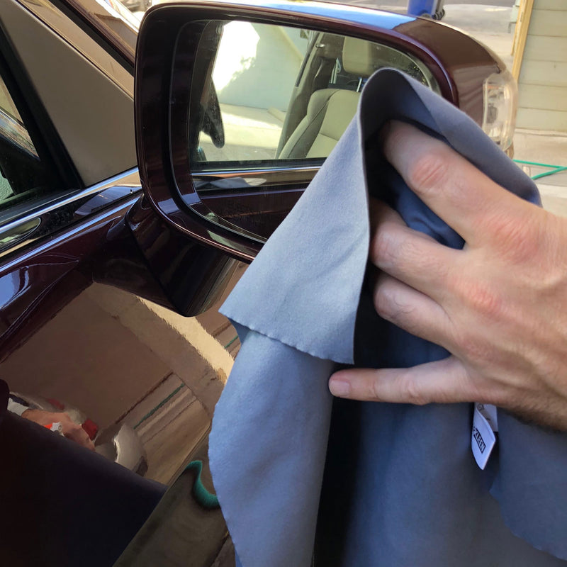 Car Kleen Microfiber Finishing Towel 4 Pack