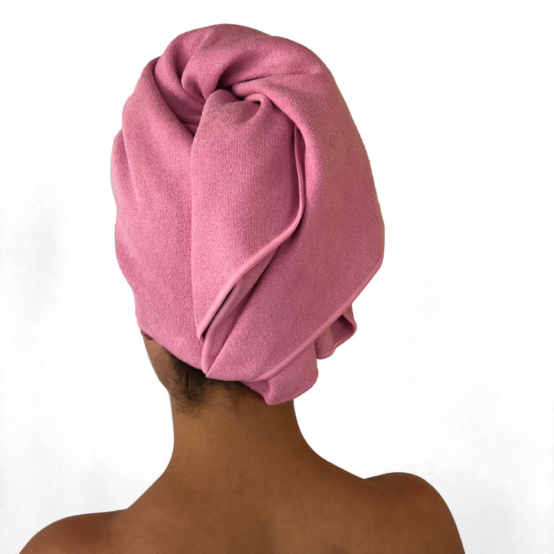 Bee Dry Microfiber Hair Towel