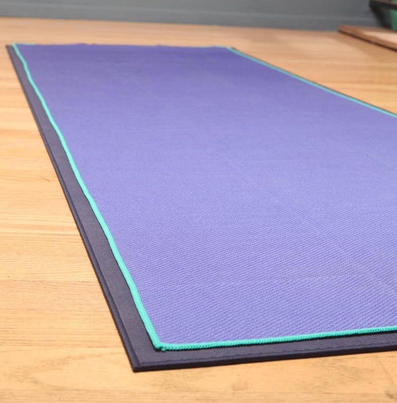Diamond Grip Yoga Mat