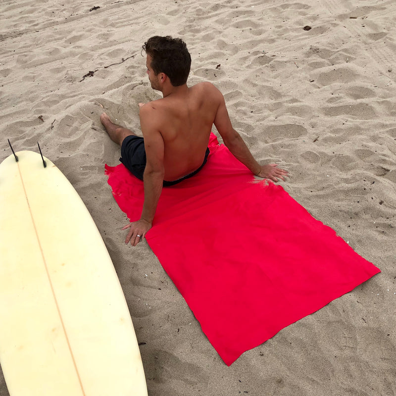 Surf Changing Mat + Edge Surf Towel combo