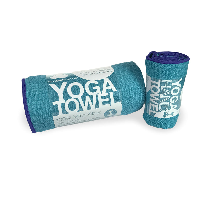 Yoga Towel + Yoga Hand Towel combo