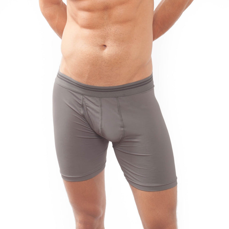 Men's UnderFlex Compression Boxer Briefs