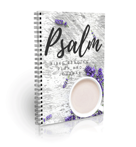 60-Day Psalms Bible Reading Plan Journal