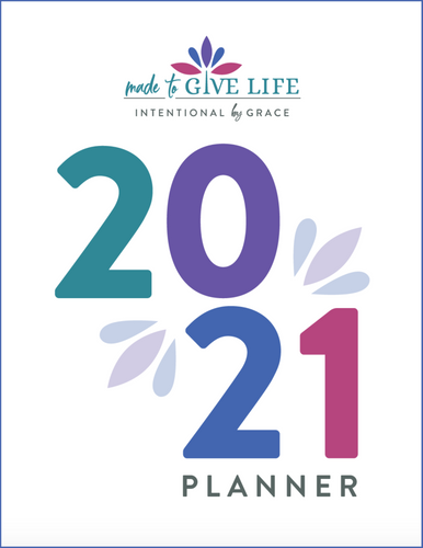 2021 Made to Give Life Planner (Digital)