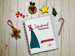 The Intentional Christmas Planning Guide (Digital)