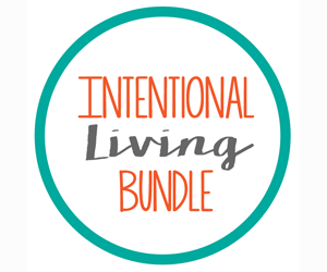 Intentional Living Bundle