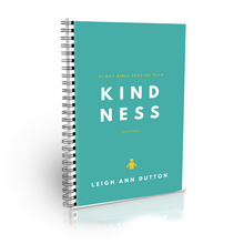 Kindness Bible Reading Plan Journal (Digital)