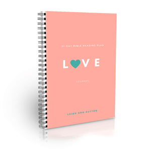 Love Bible Reading Plan Journal (Digital)