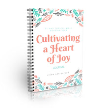 Cultivating a Heart of Joy Bible Reading Plan Journal (Digital)
