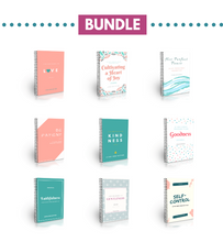 Fruit of the Spirit Bible Reading Plan Journal Bundle (Digital)