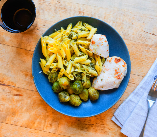 FuelMe Meal:	Chicken Pesto Pasta