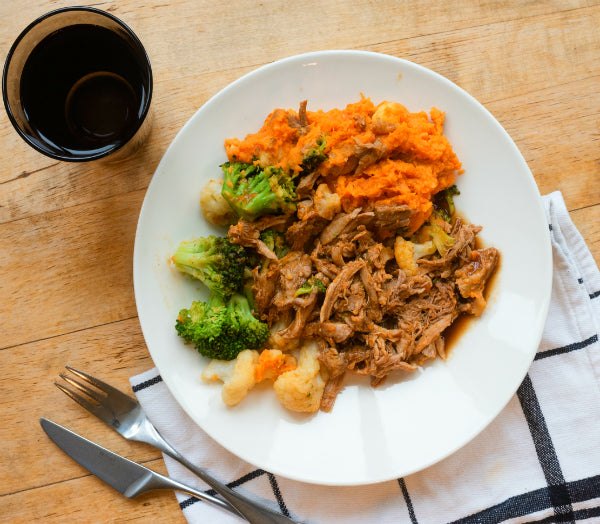 FuelMe Meal:	Paleo Pulled Pork