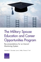 The Military Spouse Education and Career Opportunities Program: Recommendations for an Internal Monitoring System