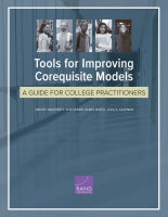 Tools for Improving Corequisite Models: A Guide for College Practitioners