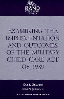 Examining the Implementation and Outcomes of the Military Child Care Act of 1989