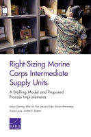 Right-Sizing Marine Corps Intermediate Supply Units: A Staffing Model and Proposed Process Improvements