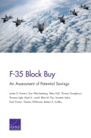 F-35 Block Buy: An Assessment of Potential Savings