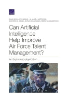 Can Artificial Intelligence Help Improve Air Force Talent Management? An Exploratory Application