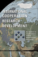 International Cooperation in Research and Development: An Update to an Inventory of U.S. Government Spending