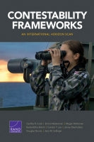 Contestability Frameworks: An International Horizon Scan
