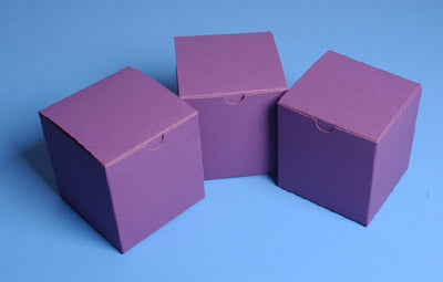 Coffee Mug Gift Box Purple