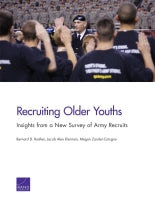 Recruiting Older Youths: Insights from a New Survey of Army Recruits