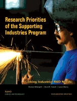 Research Priorities of the Supporting Industries Program: Linking Industrial R&D Needs
