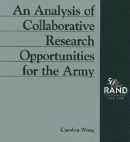 An Analysis of Collaborative Research Opportunities for the Army
