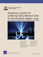 Designing a System for Collecting Policy-Relevant Data for the Kurdistan Region — Iraq