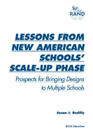 Lessons From New American Schools' Scale-Up Phase: Prospects for Bringing Designs to Multiple Schools
