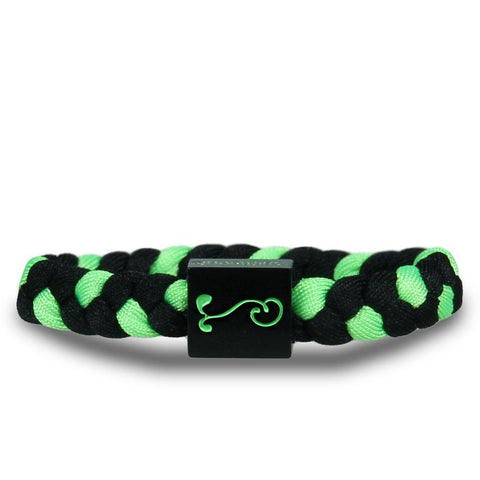 Electric Family x GRC Black Green Bracelet