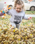 Grey Mountain Toddler Hoodie
