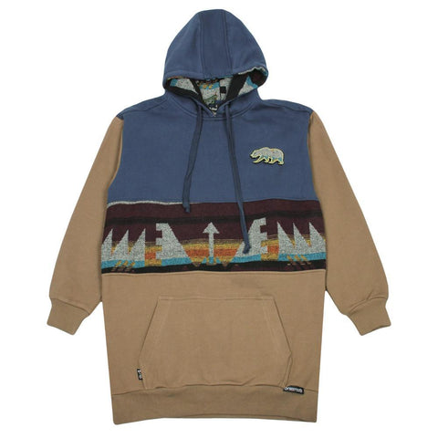 Teton Removable Bear Tall Pullover Hoodie